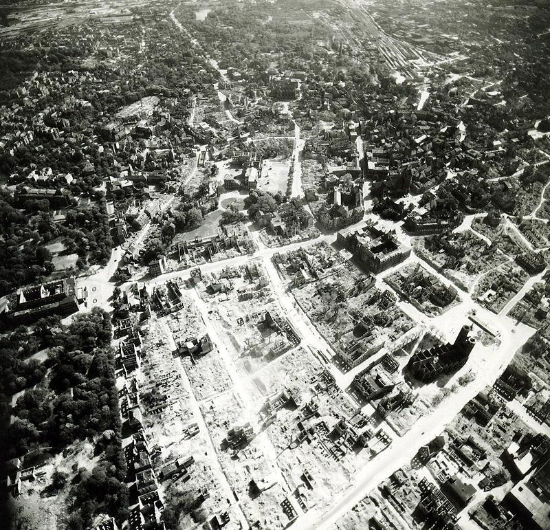 قصف براونشفايج