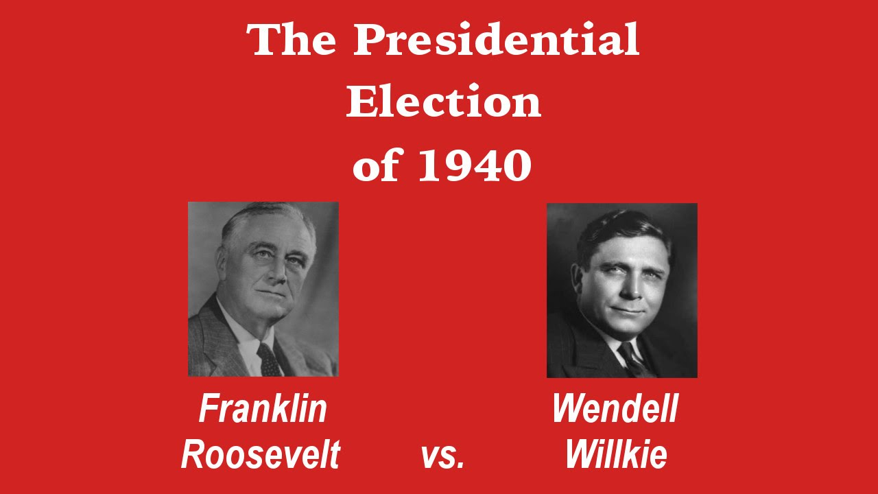 أنتخابات عام 1940