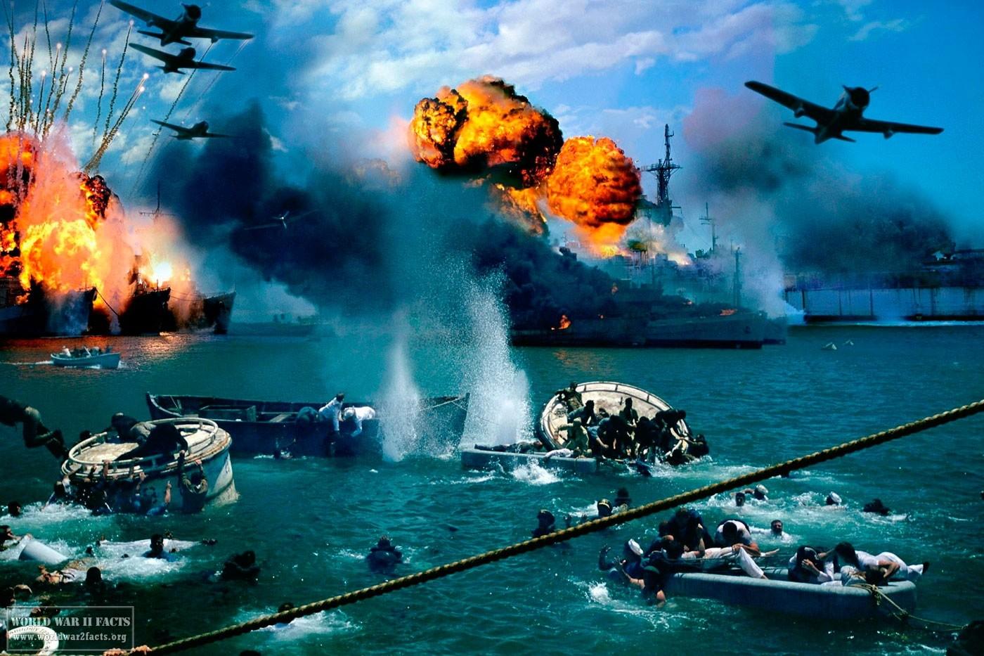 ضرب ميناء بيرل هاربور