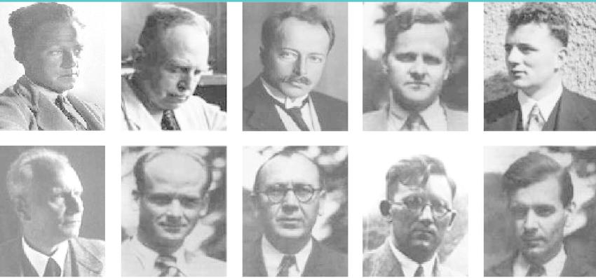 العشر علماء المحتجزين